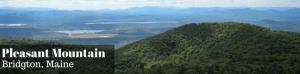 Pleasant Mountain Maine hiking