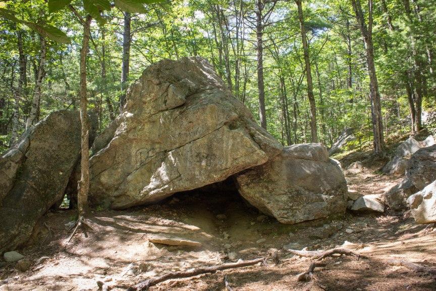 Molly Locket's Cave Jockey Cap Fryeburg Maine