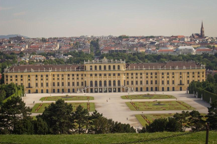 [img] Schloss Schönbrunn Vienna 30 countries by 30