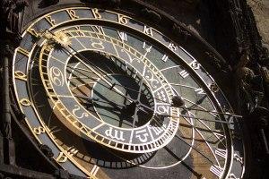 Astronomical Clock - Photos of Prague