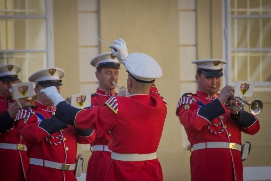 Prague Castle Military Band - Photos of Prague