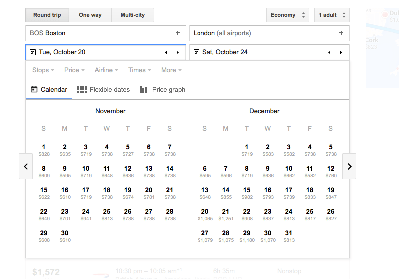 fly mid week how to find cheap flights