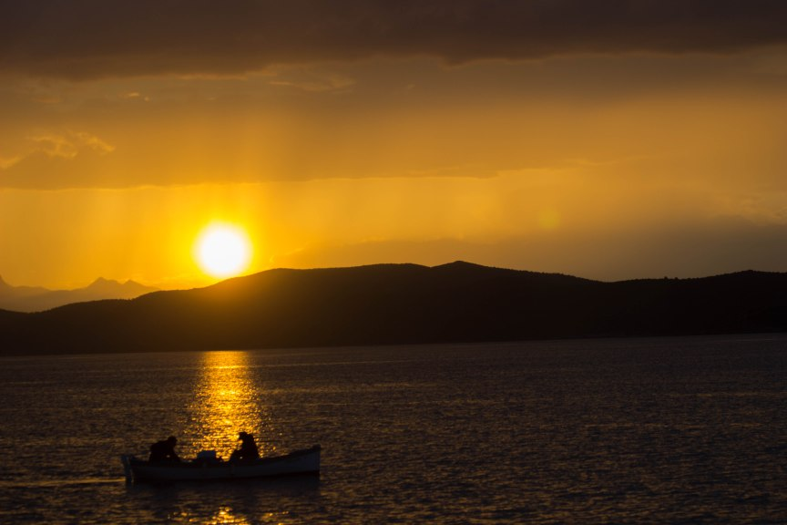 Greek Sunset Travel photos of 2015