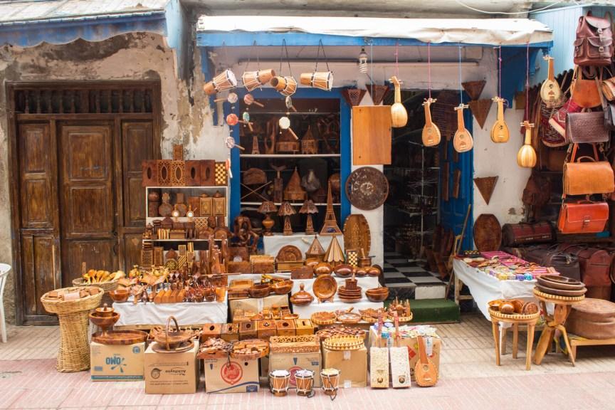 [img] Essaouira shops