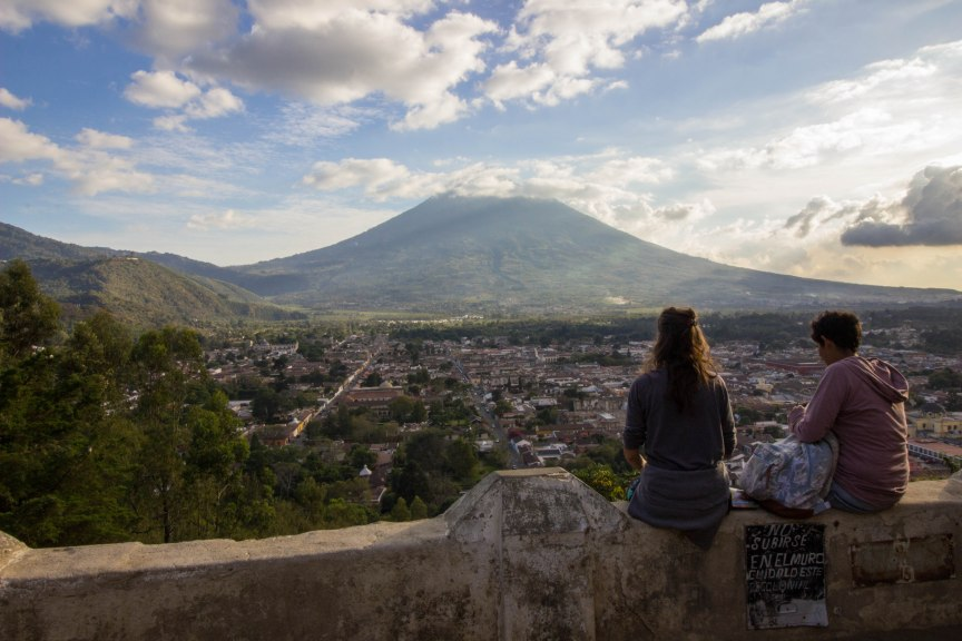 [img] Volcan Agua Antigua