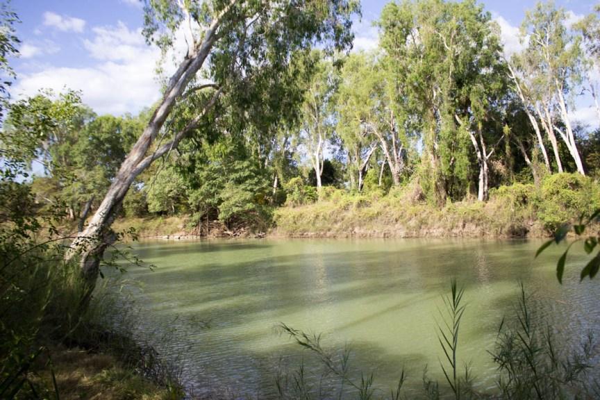 Kakadu National Park river