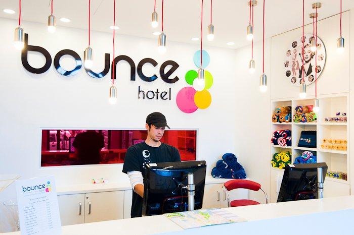 [img] Bounce Hostel