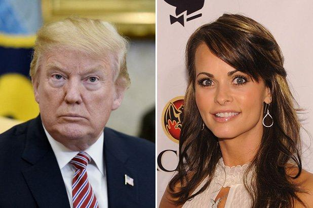 Karen McDougal - Donald Trump