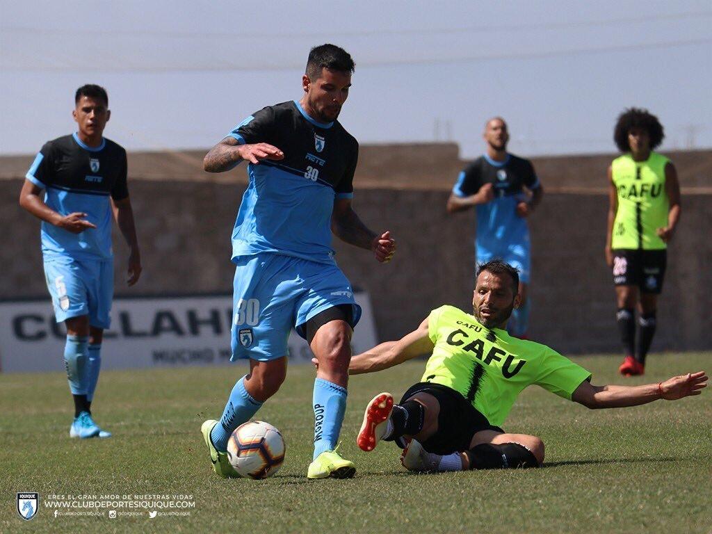 Fuente Imagen: Club Deportes Iquique