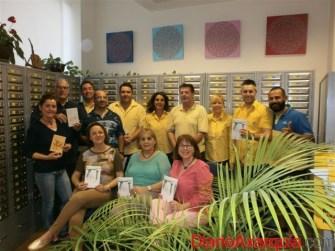 CORREOS destaca las 32 exposiciones en sus de San Luis de Sabinillas y de Vélez-Málaga en el año 2015