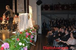 Magnifico y emotivo pregón de la Semana Santa veleña a cargo de Adolfo Porras