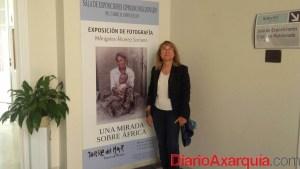 Inaugurada la exposición de fotografía 'Una mirada sobre África', de MÁngeles Álvarez Soriano