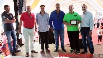 """El restaurante El Rejoneo, ganador del Concurso de Tapas Malagueñas con su """"Pulpo rejoneo"""""""
