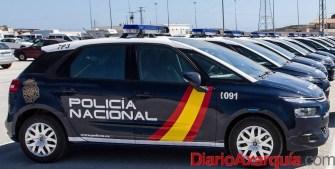 Detenido tras dar un mordisco a un hombre que le sorprendió robando en el interior de su vehículo