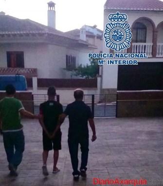 20160728 Foto arresto Pinares San Anton recortada
