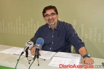 Junta Gobierno Juan Carlos Márquez