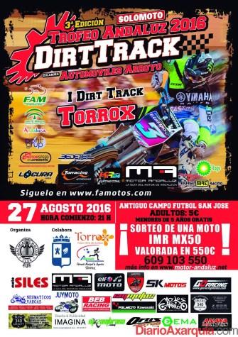 Cartel I Dirt Track de Torrox (2)
