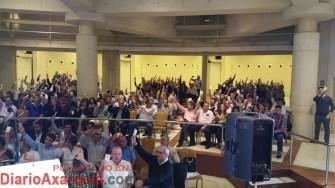 Más de 500 personas ilusionadas con este nuevo partido que lucha por los intereses de los Andaluces.