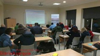 Mesa de trabajo celebrada en Estepona