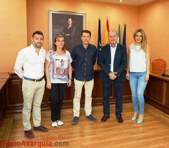 Acuerdo Turístico Torrox-Antequera - 31 mayo
