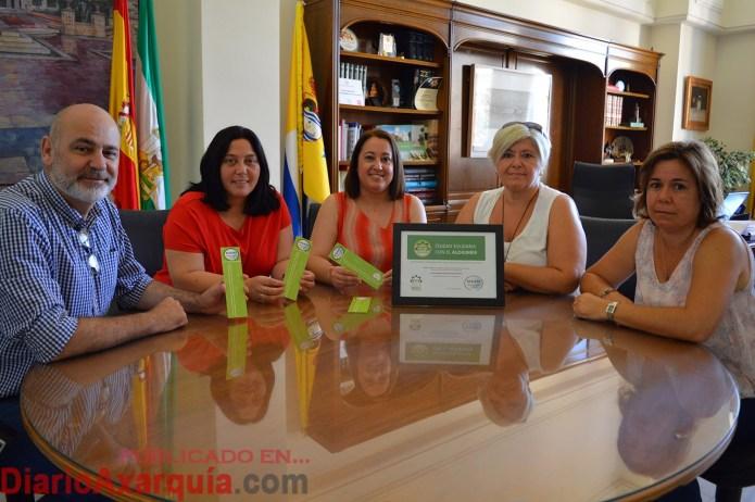 Rincón de la Victoria, 'Ciudad solidaria con el Alzheimer'