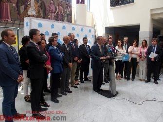 El Colegio de Abogados y representantes de la sociedad civil reivindican una sala desplazada de lo Penal del TSJA en Málaga