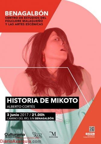 'Historia de Mikoto'