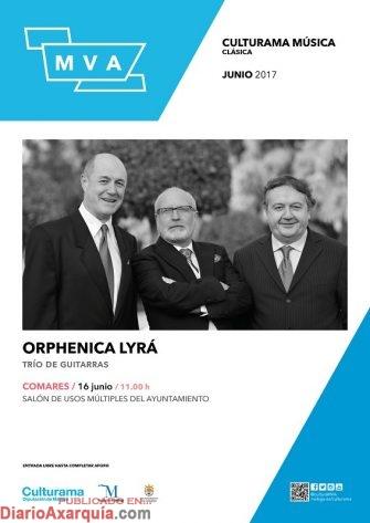 Orphenica Lyrá