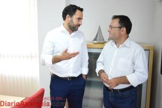 10072017 - Daniel Pérez y Miguel Ángel Heredia