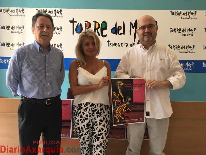 Exposición Francisco Hernández UNAV