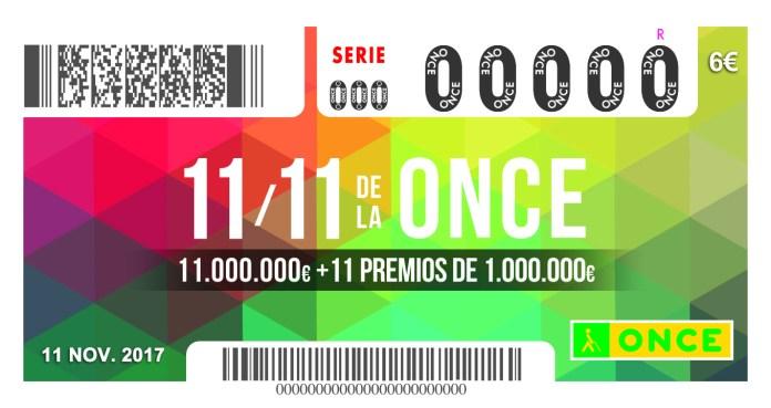 El Extra del 11 del 11 de la ONCE deja un millón de euros en la gasolinera Repsol de SuperCor en Málaga