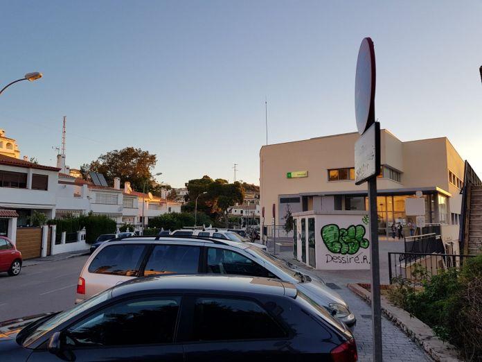 El PSOE solicita la regulación de los aparcamientos de calle chambel y del centro de salud de La Cala del Moral