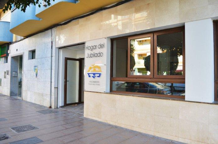 El Ayuntamiento procederá a la reapertura del Hogar del Jubilado de Rincón de la Victoria