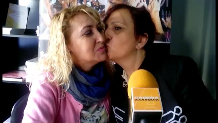"""Pilar Serrán, nueva presidenta de la de la Asociación de Mujeres con Cáncer de Mama de la Axarquía """"Esperanza"""""""