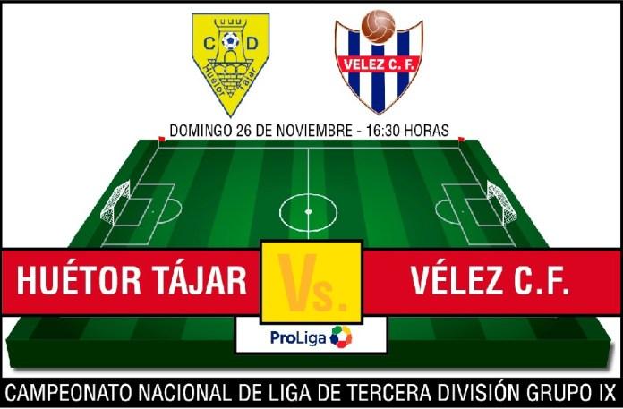 El Vélez espera recuperar el tono ante Huétor Tájar