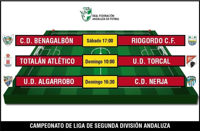 Benagalbón-Riogordo y Algarrobo-Nerja, derbis axárquicos de Segunda Andaluza