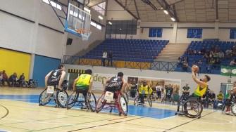 AMIVEL cae en un mal partido ante Bidaideak Bilbao (43-60)
