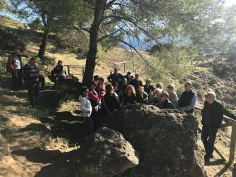 Amigos de la Cultura visita la Cueva de Ardales