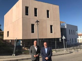 La nueva biblioteca municipal de Alhaurín de la Torre recibirá el nombre de Antonio Garrido Moraga