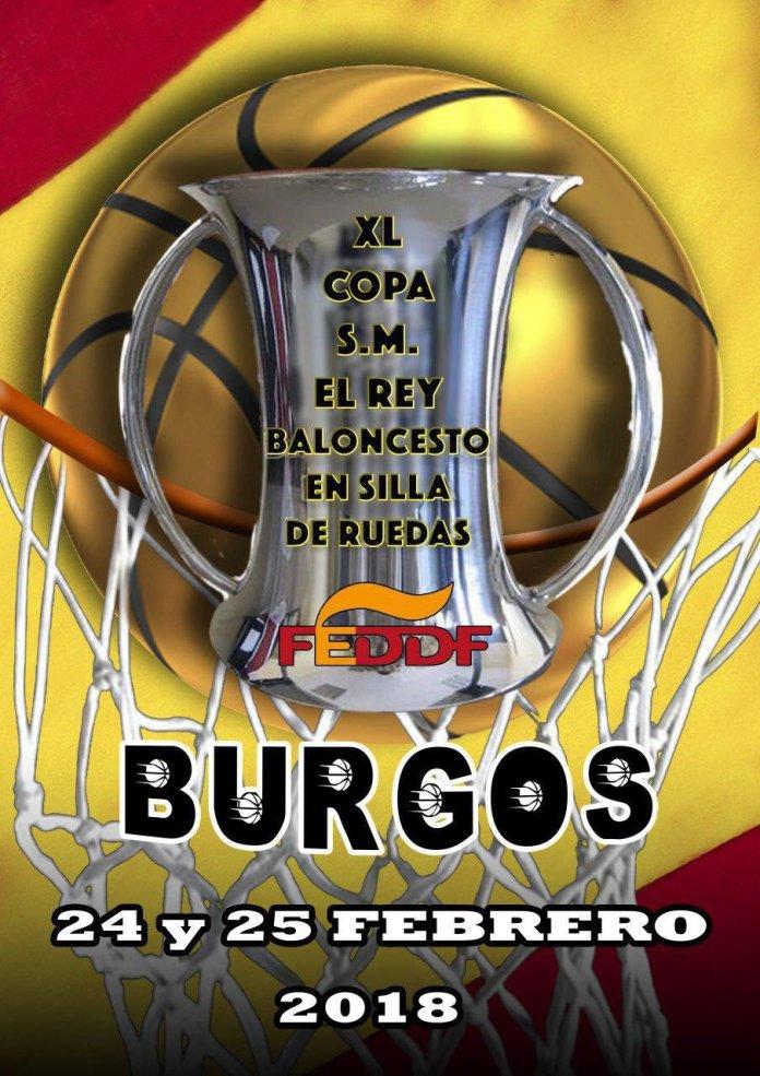 Burgos, sede de la Copa del Rey 2018 en la que estará Rincón Fertilidad AMIVEL