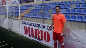 El delantero del equipo de Fútbol, Martos Club Deportivo ya tiene en su cuenta 15 goles.