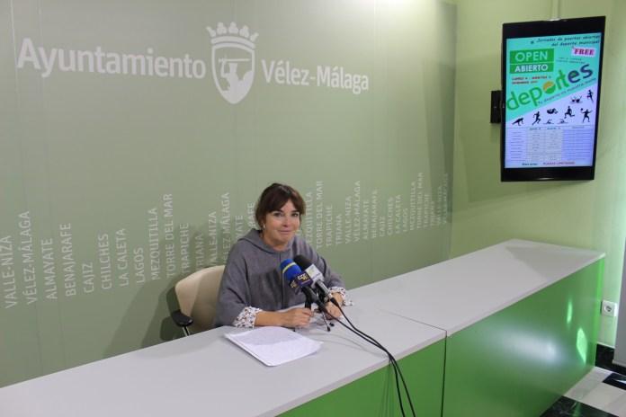 La concejala de Deportes, María José Roberto, ha explicado que la iniciativa va dirigida a todos los ciudadanos del municipio y estará dividida en actividades para mayores, adultos y niños.
