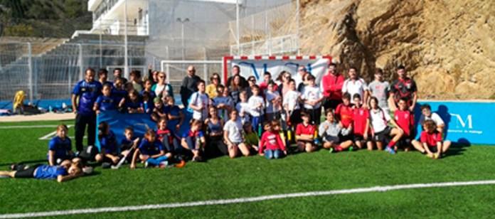 El CD Hockey La Candelaria participa en el Campeonato de Andalucía Cadete Femenino Hockey-Sala