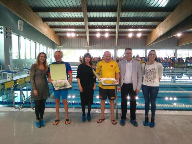 655 nadadores participan en el XV Campeonato de Andalucía Open Máster de Invierno