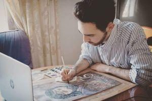 El autor del cartel será el artista de Ronda Alejandro Martín Caballero y no Jesús Pérez.