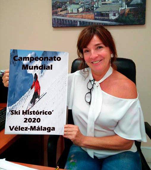 Roberto ha mostrado su satisfaciión porque la Federación de Ski haya elegido Vélez-Málaga ya que en la comarca y la provincia hay muchos amantes del ski.