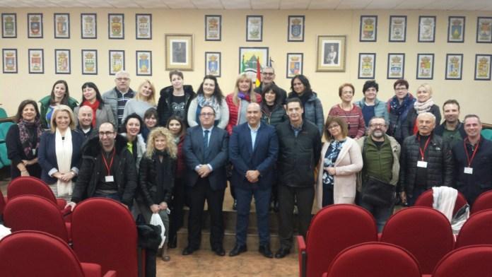 La Mancomunidad Axarquía Costa del Sol da la bienvenida a 26 profesores europeos de un proyecto para favorecer la integración