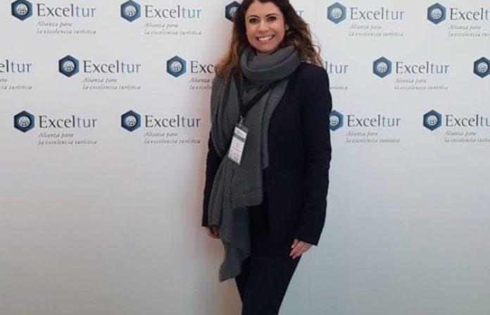 Patricia Gutiérrez participa en el Foro Exceltur celebrado en FITUR