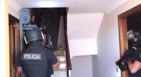 La Policía Nacional detiene en Málaga a un hombre por tenencia y distribución de pornografía infantil