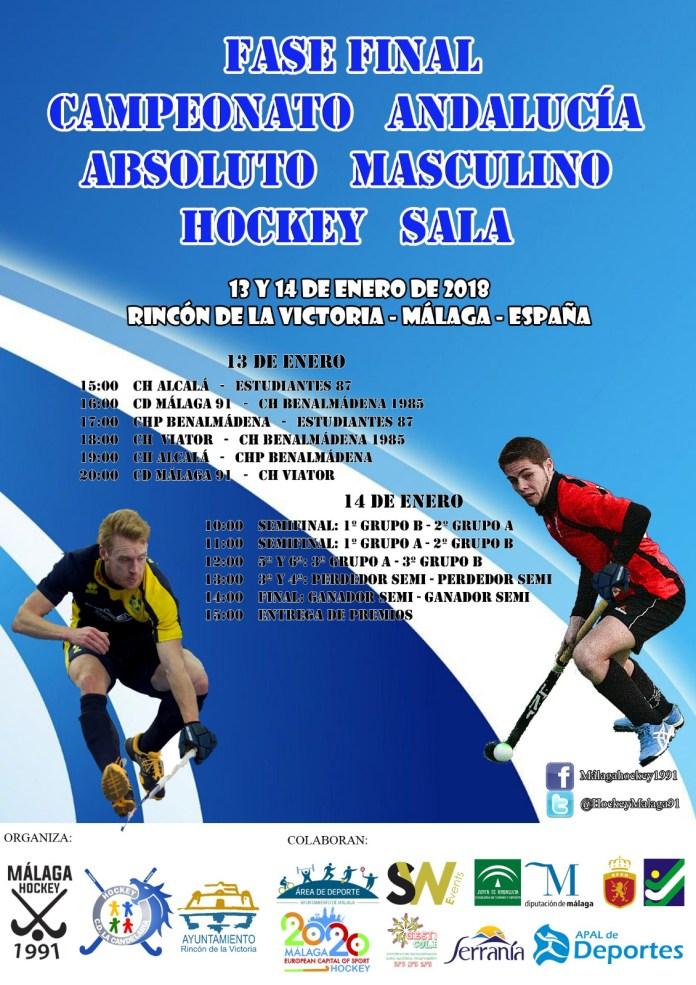 Los encuentros tendrán lugar el próximo fin de semana, 13 y 14 de enero, en el Pabellón Rubén Ruzafa de Torre de Benagalbón.